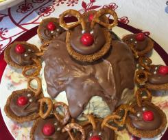 Hokey Pokey IceCream Pudding