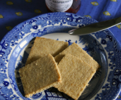 Scottish Oatcakes - no sugar