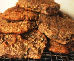 Grain Free Anzac Cookie