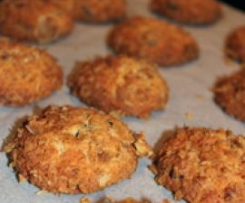 Sultana Coconut Crisps