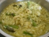 Easy Chicken & Asparagus Risotto