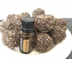 Gunnadoo's Nut free Wild Orange Bliss Balls