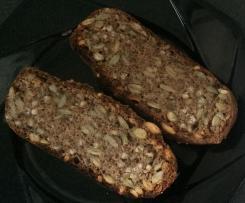 GF vegan buckwheat bread