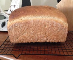 Easy Wholemeal Grain Bread
