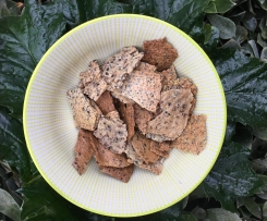 Gluten Free Crackers - Mary's gone Crackers conversion
