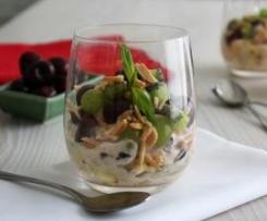 Pohutukawa ambrosia salad