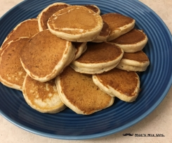 Baby Pikelets - no added sugar