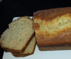Banana Bread by Matt Moran - Adapted to Thermomix