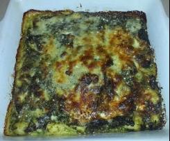 Spinach Cream Bake