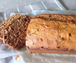 Date Loaf Quick & Easy and EF