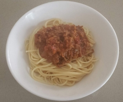 Easy Rich Bolognese