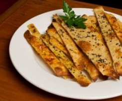 Flat Bread for dipping