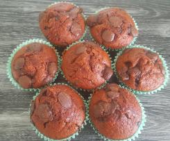 double choc muffins - ThermoSize Your Life
