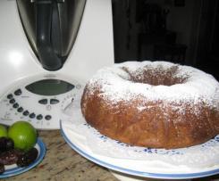 Variation Date lime cake