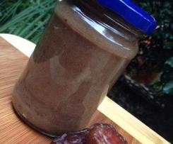 Date Honey (Paleo, Gluten Free, Dairy Free, Egg Free, Nut Free, Refined sugar free)