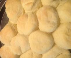 Plain oven scones