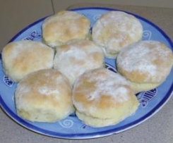 Clone of Lemonade and Cream Scones