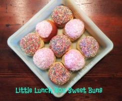 Little Lunchbox Sweet Iced Buns - Cream Buns TM5 TM31