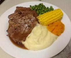 Mrs Trukka's special meatloaf
