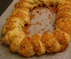 Seeded Cheesey Scone Ring