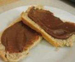 Caramelised Hazelnut Choc Spread