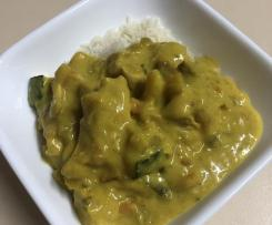 OLD STYLE CHICKEN CURRY