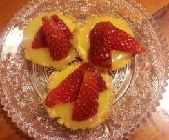 Coconut Citrus Tarts