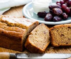 Sugar Free Banana Loaf