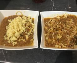 Hidden Veg Spaghetti Bolognese
