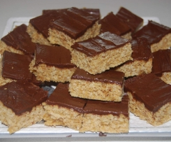 Tracy's Weetbix Slice