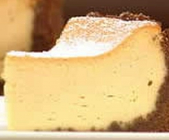 Baileys Irish Cream Baked Cheesecake