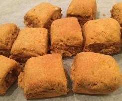 Dairy-free Pumpkin Spice Scones
