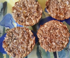 Chewy Muesli Cups