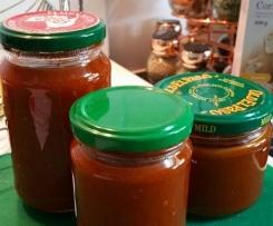 Tomato Chutney (similar to ezy sauce taste)