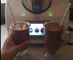 kids Favourite Chocolate Banana Smoothie