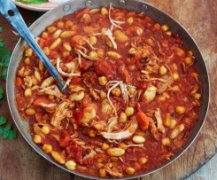 Chilli con Carne de Aves (Turkey or Chicken)