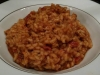 Chorizo Risotto (Clone of Chicken and Chorizo Arrabbiata Risotto)