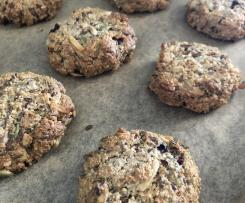 Paleo Supercharged Cookies