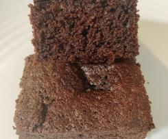 Reduced Sugar Dairy Free Brownies (GF)