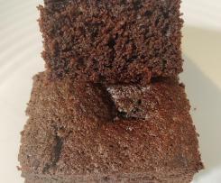 Reduced Sugar Dairy Free Brownies (GF)