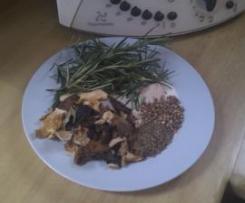 Mushroom Rosemary Rub