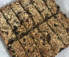 Fruit and Nut Mix Bars