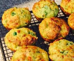 Savoury Breakfast Muffins