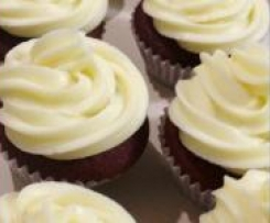 Easy As Red Velvet Cupcakes & Buttercream Icing