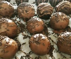 Cake fail truffles