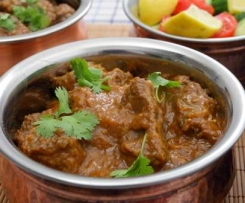 Thai Beef or Chicken Massaman Curry