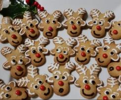St Nick's Reindeer Biscuits