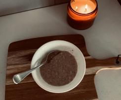 Nut butter Porridge