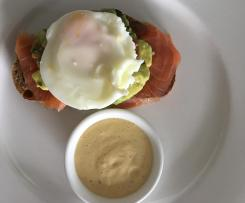 Guilt free Hollandaise Sauce