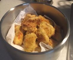Chicken and Cauliflower Nuggets
